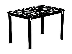 столы кухонные стеклянные